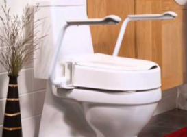 Enjoyable Choosing A Raised Toilet Seat Avacare Medical Blog Gmtry Best Dining Table And Chair Ideas Images Gmtryco