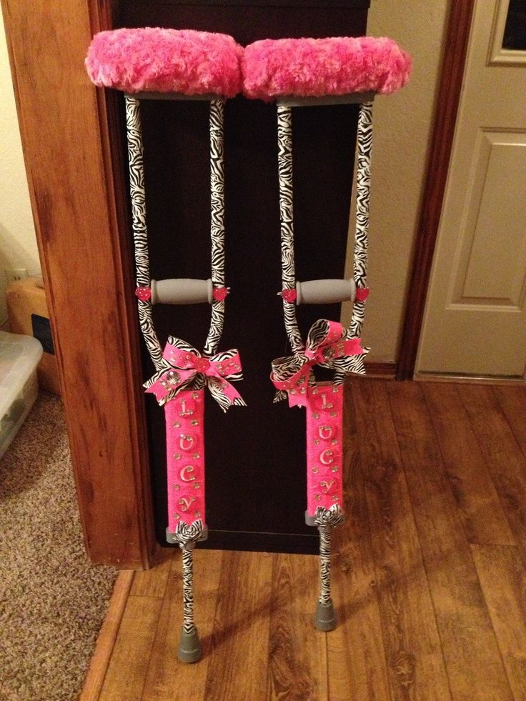 Diy Decorated Mobility Aids A Pictorial Avacare Medical Blog