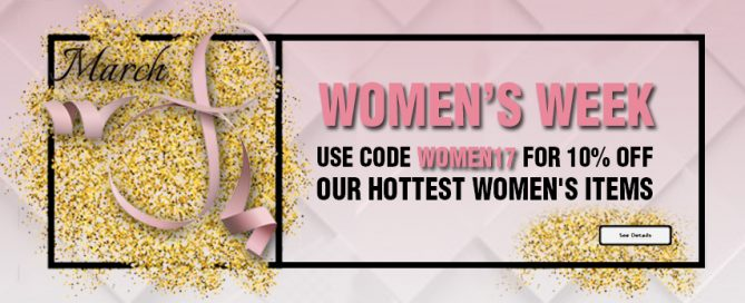 Women's Day Sale 2017