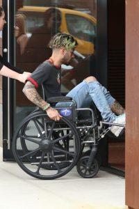 Zayn uses a Medline K1 Wheelchair