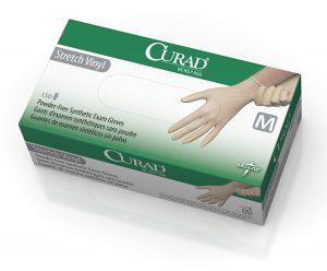 curad exam gloves