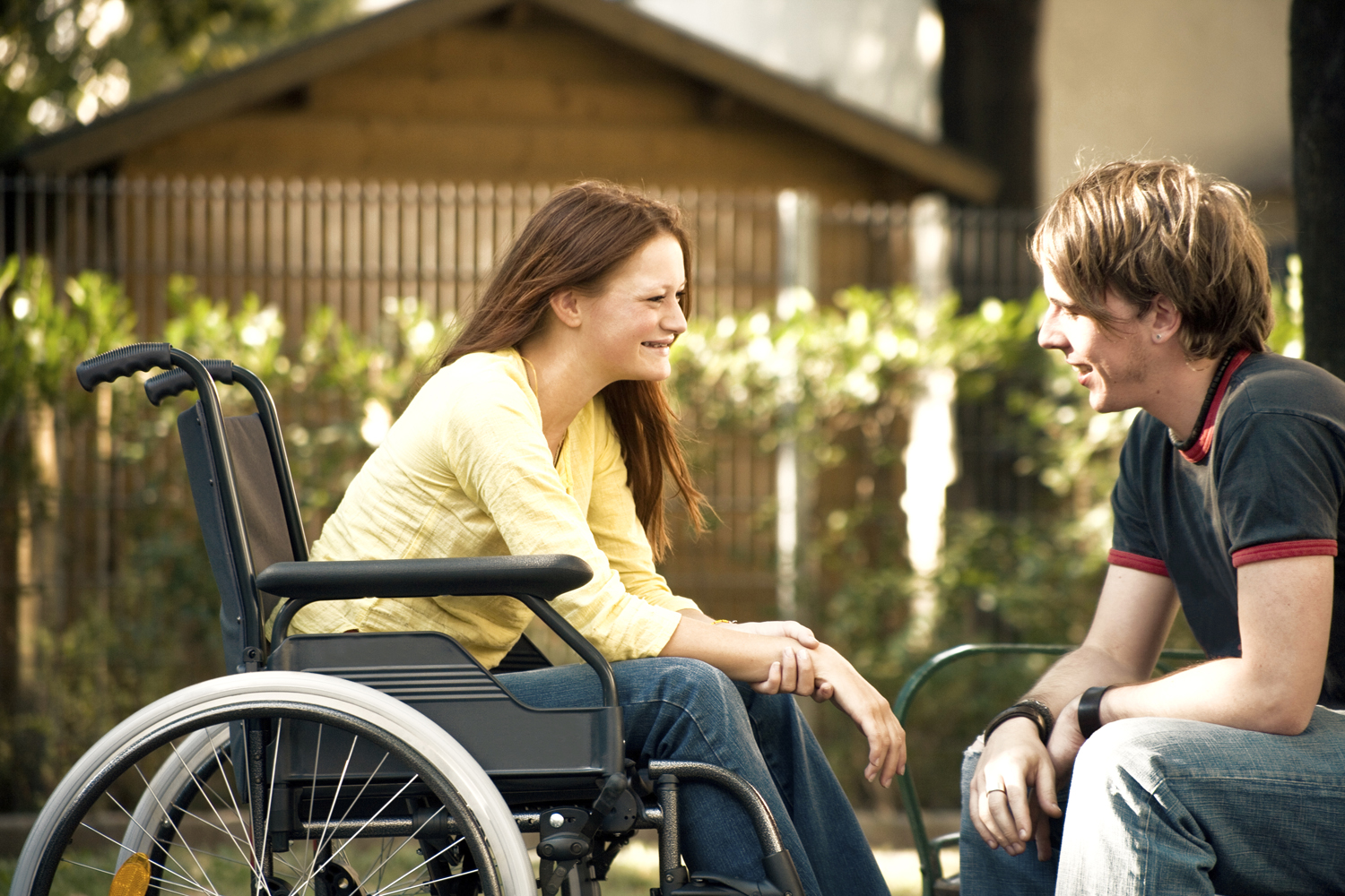 wheelchair etiquette 10 tips for interactions with wheelchair users