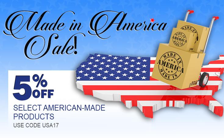 Made in America Sale