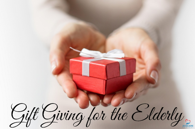 Holiday Gift Ideas for the Elderly 2017