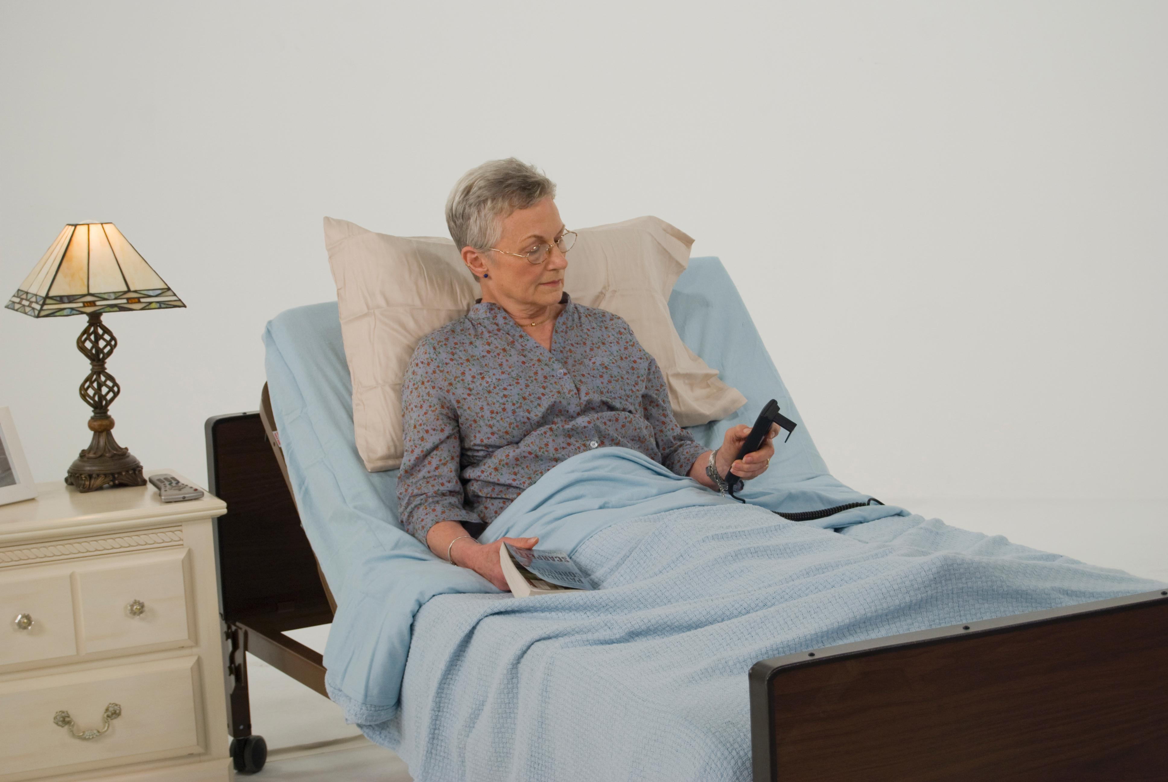 Picture of: Quick Guide To Hospital Bed Options Avacare Medical Blog