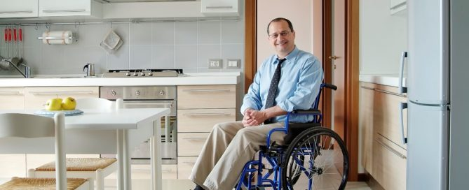 Disabled in the home