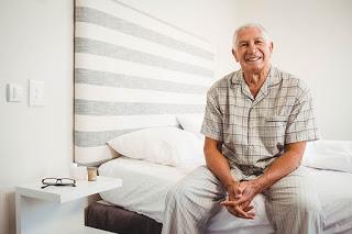 Senior-Friendly Bedroom