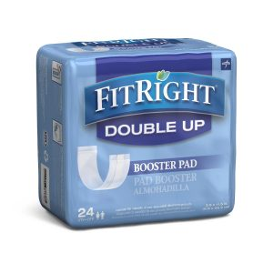 FitRight Double Up Booster Pads