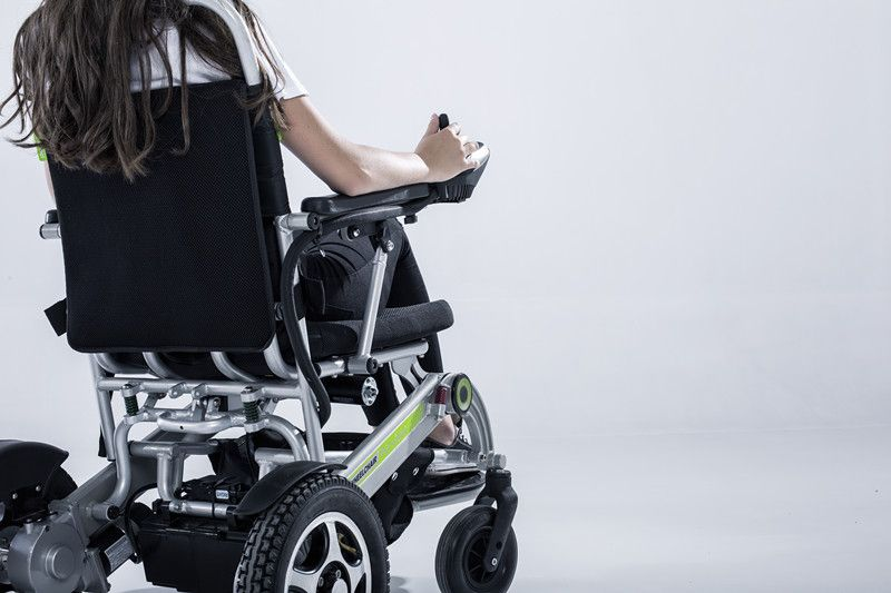 How to Choose a Motorized Wheelchair