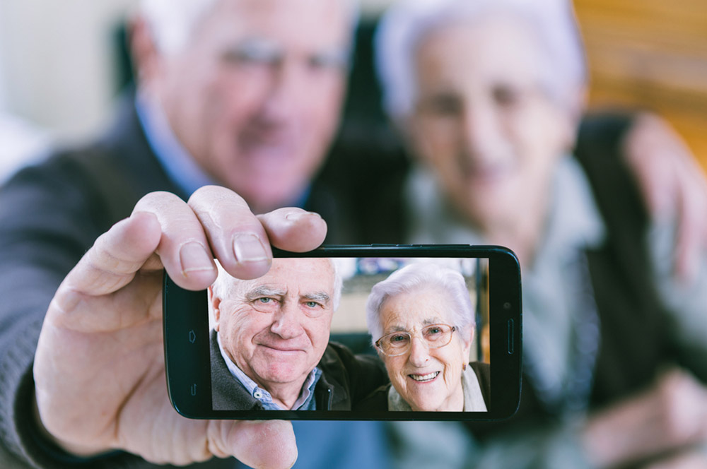 Tips for Talking to Your Older Relatives about Smart Device Safety