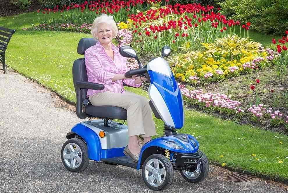 5 Best Mobility Scooters for Seniors | Avacare Medical Blog