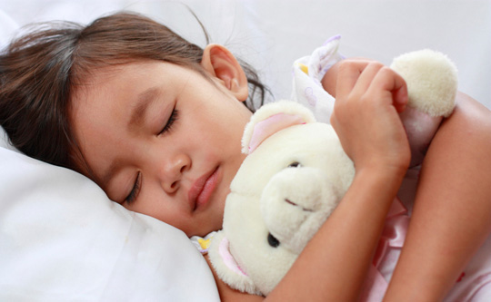 Causes and Solutions of Sleep Disorders in Children