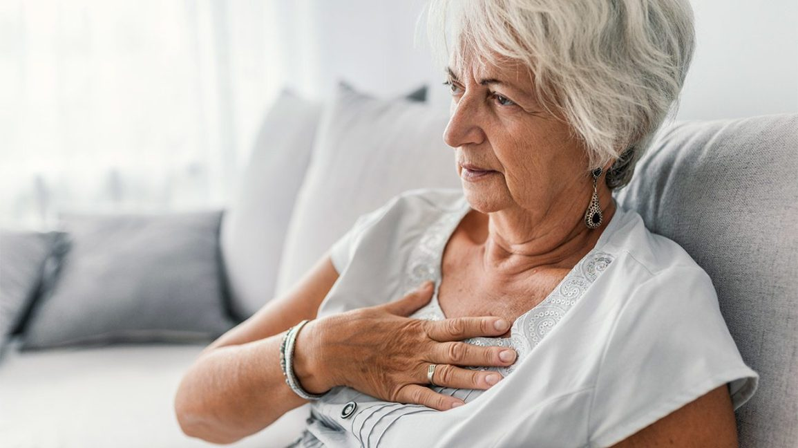 How to Ease Sudden Chest Pain