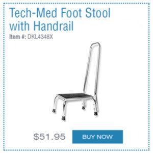 techmed footstool