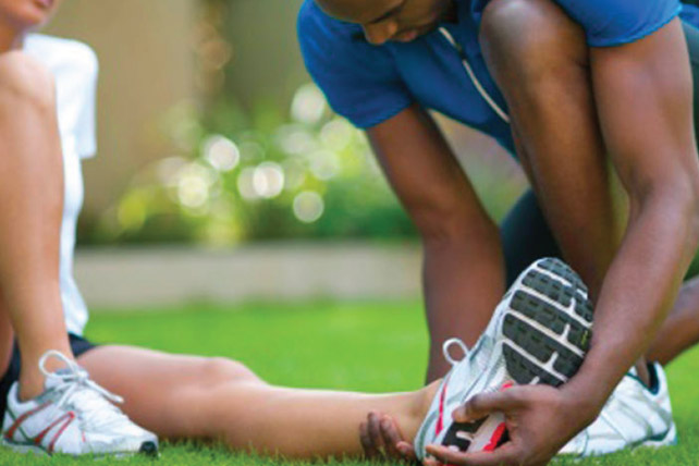 Therapies to Help You Recover from a Sports Injury
