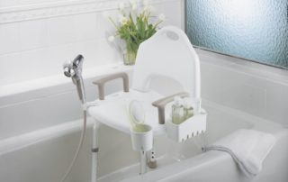 bath chair for seniors
