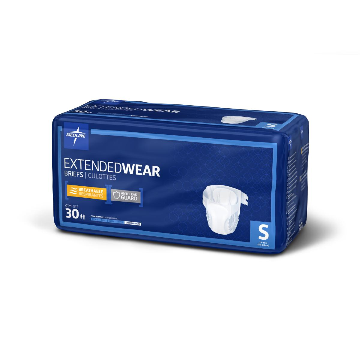 Extended Wear Briefs   AvaCare Medical