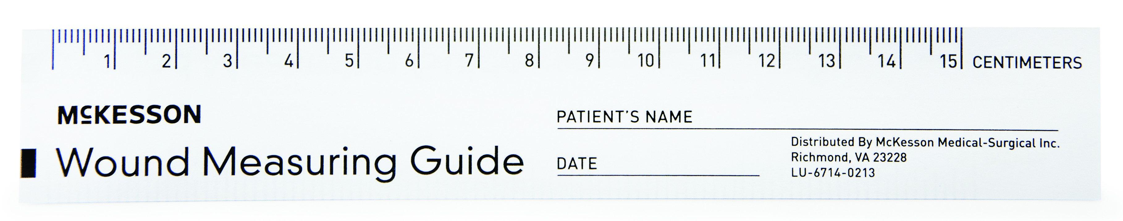 mckesson wound measuring guide paper avacare medical rh avacaremedical com mckesson star user manual mckesson star navigator manual