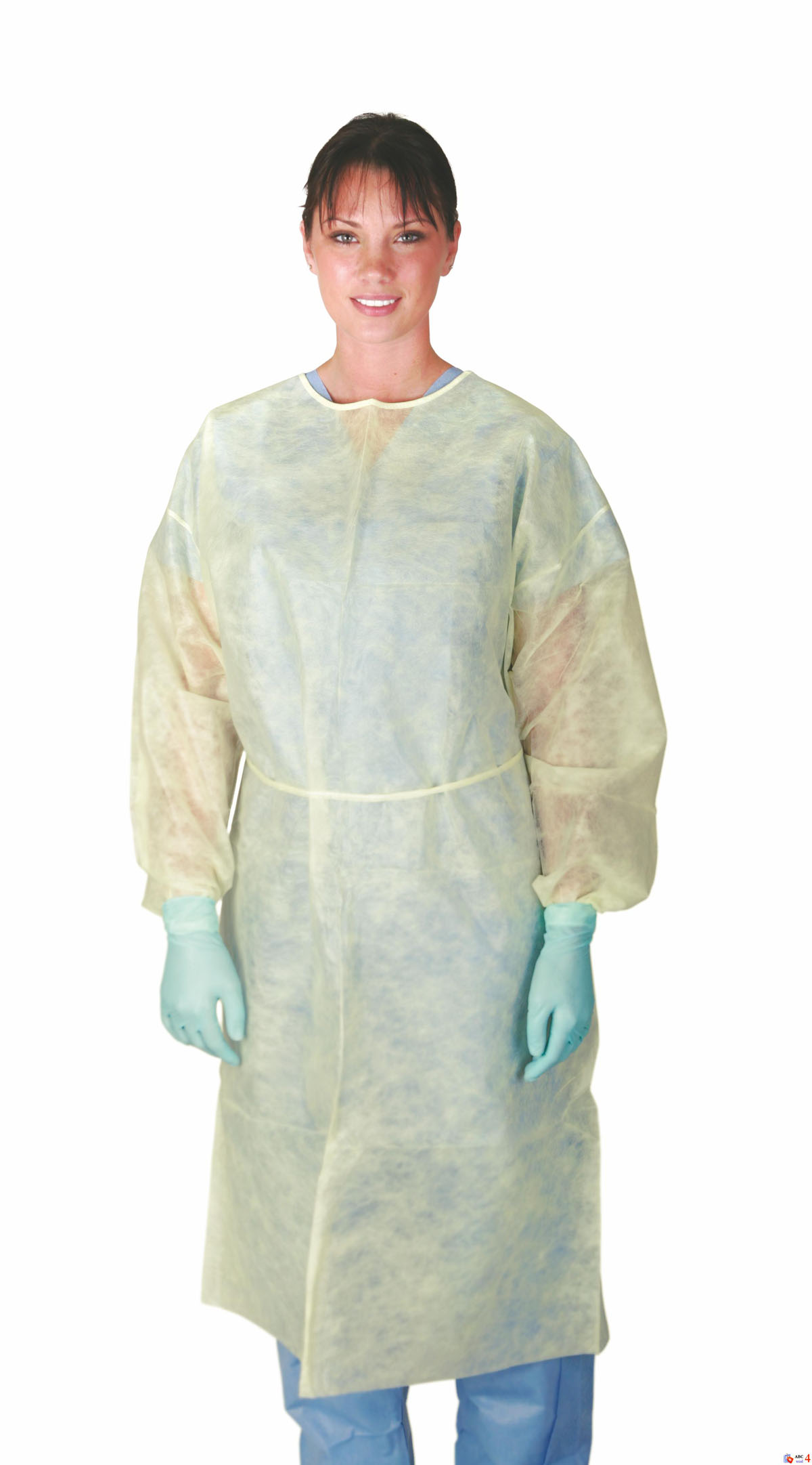 Polypropylene Isolation Gown | AvaCare Medical