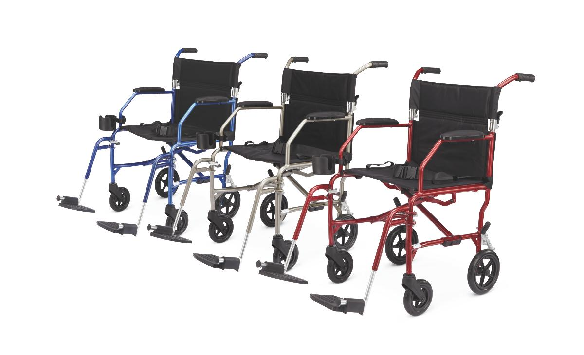 medical inc poly chair t transport weight away chairs with b light wheelchair footrest fly swing wheel category