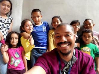 Kindness in Tegucigalpa