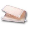 Bed pads with adhesive